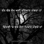 Love Shayari Punjabi | PYAR MANGDE HAAN