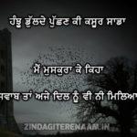 HANJU DHULDE PUCHHN || Very True Shayari