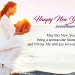Happy new year to my love....