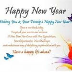 Happy new year    BEGINNING is MOST important