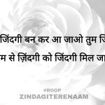 Zindagi ko zindagi mil jaye || true lines || hindi shayari || shayari images