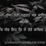 Tere kabil nahi || sad Punjabi shayari || two line shayari images