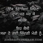 Tere bina jiona || sad Punjabi status || alone Punjabi shayari images