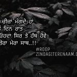 Tera mera sath || true love Punjabi shayari || Punjabi status images
