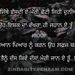 Ishq da vakhra jahan e tu    true love Punjabi shayari    Punjabi status images