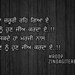 Na hassna zroori reh gya || sad Punjabi shayari || heart broken