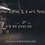 2 lines bulleh shah shayari || aape laiyaa kundiaa