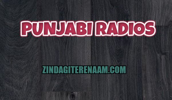 Listen Best punjabi songs radios