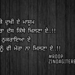 Pyar mera vi nahi milna || sad but true shayari || Punjabi status