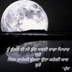 Bhul Ni Sakdi || 2 line Punjabi Shayari
