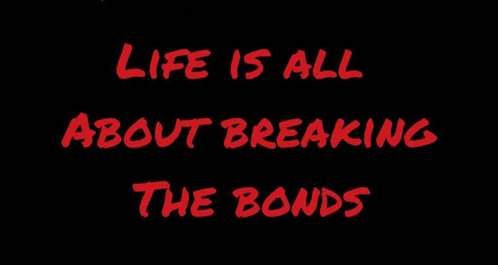 LIFE BONDS    ENGLISH ONE LINE QUOTE